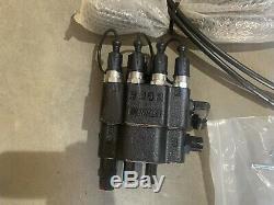 Case 70 95 Farmall Case JX55 JX 95 Auxillary Hydraulic Loader Valve 17005C