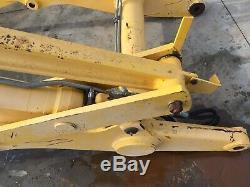 Case Backhoe Front Loader Arms New Holland Front Attachment Skiploader Cnh