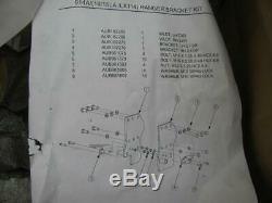 CaseIH DX29 DX33 New Holland TC29DA TC33DA AUP182262 Hanger Bracket Kit Loader