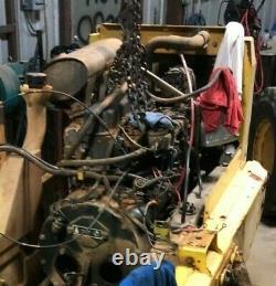 Engine New Holland Skid Steer Loader Ls190 Lx985 450/nc 450nc 450 Nc