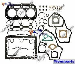 For Shibaura N843 N843L Full Overhaul Gasket Kit Fit NEW HOLLAND L140 150 Loader