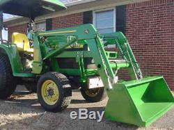 Ford, John Deere, New Holland and Case IH tractor front end loaders