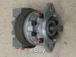 Ford NEW HOLLAND Loader BACKHOE Hydraulic pump 550 535 555 D1NN600B Cessna NEW