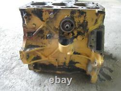 Ford New Holland 201 Diesel Engine Block Tractor Loader 192 E2NN 6015 4600 340B