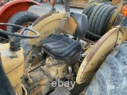 Ford New Holland 345C Industrial Tractor Loader, Diesel, 2WD