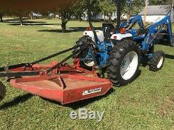 Ford New Holland 4x4 1715 Tractor With Loader