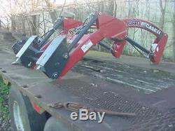 Ford, New Holland, John Deere and Case IH tractor front end loaders
