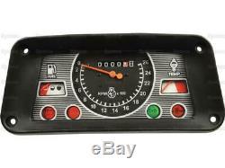 Ford Tractor Instrument Gauge Cluster 531 532 535 540 545 550 555 Backhoe/Loader