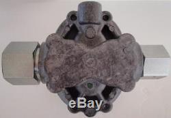 Front Loader Hydraulic Pump for Massey Ferguson Ford 600 700 900 2N 8N 9N NAA ++