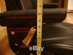 GRAY Backhoe Dozer Skid Loader Tractor SEAT Slide Tracks WHITE MM MASSEY ALLIS +