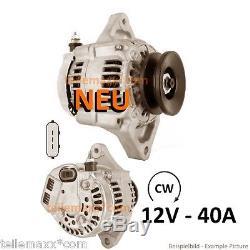 Generator Yanmar Kubota John Deere Gehl Fuchs Schäffer 101211-1170 101211-3410