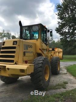 Heavy Equipment Wheel Loader New Holland LW 130 LW130