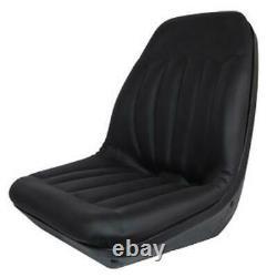 High Back Seat CS133-1V For Several Models Fits Case-IH Skid Steer Loaders