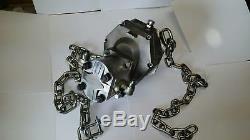 Hornet Hydraulic PTO Pump w\Gearbox, Backhoe, Loaders Etc New 8 GPM