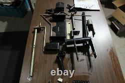 John Deere 8875 Skid Steer Loader Left Hand Control Kit New Holland Lx885-985