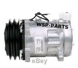 Klimakompressor Klimaanlage Compressor 240423 Sd7h154664 Sd7h15-4664 82011594