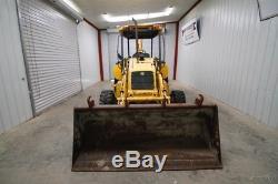 Lb75. B New Holland Loader Backhoe, 4x4, Open Rops, Shuttle Shift, 70hp