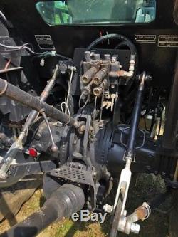 Massey Ferguson 4x4 Tractor Loader Cab john deere kubota mahindra new holland