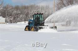 Mattracks Bidirectional Tractor Tracks Rubber Ford New Holland Loader Snowblower Txh
