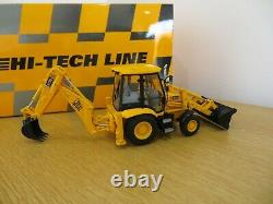 Motorart Jcb 3cx Backhoe Loader Motorart Rare Jcb 3cx Model Jcb Collectors
