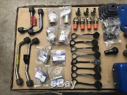 N. O. S NEW HOLLAND 2 SPOOL REMOTE VALVE KIT FOR 1720 TRACTOR With7308 LOADER
