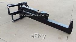NEW 35 TON INVERTED LOG / WOOD SPLITTER ATTACHMENT Bobcat Skidsteer Track Loader