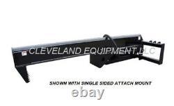 NEW 35 TON LOG / WOOD SPLITTER ATTACHMENT Takeuchi Gehl Volvo Skid Steer Loader