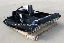 NEW 42 HD BRUSH CUTTER MOWER ATTACHMENT Bobcat MT52 Mini SkidSteer Track Loader