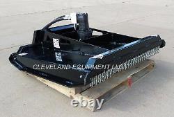 NEW 42 HD BRUSH CUTTER MOWER ATTACHMENT Bobcat MT55 Mini SkidSteer Track Loader