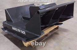NEW 44 CID MINI BRUSH CUTTER MOWER ATTACHMENT Bobcat 463 S70 Skid Steer Loader