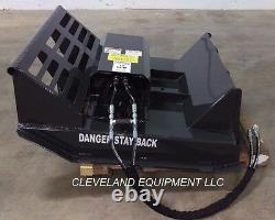 NEW 44 MINI BRUSH CUTTER MOWER ATTACHMENT Bobcat MT52 MT55 MT85 Track Loader