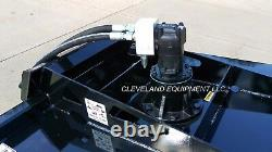 NEW 50 HD BRUSH CUTTER MOWER ATTACHMENT Ditch Witch Mini Skid Steer Loader