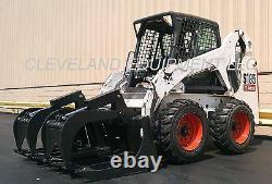 NEW 60 MD ROOT GRAPPLE ATTACHMENT Tractor Loader Bucket Rake John Deere Holland