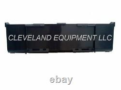 NEW 84 LOW PROFILE BUCKET Skidsteer Loader Tractor Attachment Holland Bobcat nr