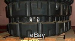 NEW B320x86x50 Rubber Track Case JCB New Holland Track Loader more /