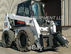 NEW EARTH AUGER DRIVE ATTACHMENT Skid Steer Loader Tractor Bobcat Holland Kubota