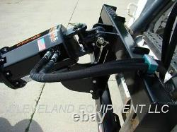 NEW PREMIER MD18 HYDRAULIC AUGER DRIVE ATTACHMENT Bobcat Cat Skid Steer Loader