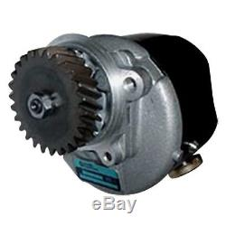 NEW Power Steering Pump for Ford New Holland 250C 260C 340 340A 340B 345C LOADER