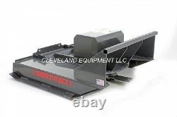 New 44 CID Mini Brush Cutter Mower Attachment Toro Dingo Compact Track Loader