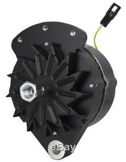 New Alternator Fits New Holland Skid Loader L775 L775d L784 3675139rx 19020520