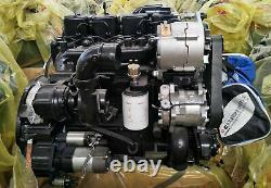 New Engine complete Original DCEC Cummins 3.9L 4B3.9 VE Rotation Pump 125 HP