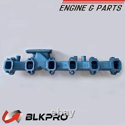 New Exhaust Manifold For Cummins 6BT B5.9 3970066 4932371 ISB QSB 5.9L Case JCB