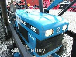 New Holland 1720 4x4 with Front End Loader FREE 1000 MILE DELIVERY FROM KY