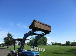 New Holland 1910 Loader & New Bucket THIS IS LOADER & BUCKET ONLY NO TRACTOR