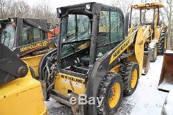 New Holland 2012 L213 Skid Loader with 46HP, Diesel, 66 Bucket, 993 Hours