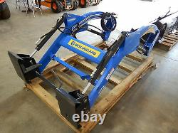 New Holland 240TL Front Loader to Fit Multiple New Holland Compact Tractors