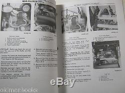 New Holland 455d 555d 575d 655d 675d Backhoe Loader Sections Service Manual