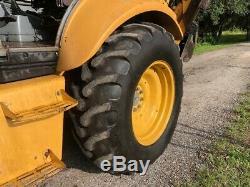 New Holland 555e Loader 4x4 Backhoe Ford
