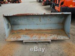 New Holland 72 Bucket for 32LA Loader Model # 715730066 Stock # 0015676