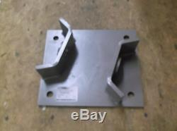 New Holland 82972986 Stabilizer Pad Plate Lb75 Lb90 Lb75 Tractor Loader Backhoe